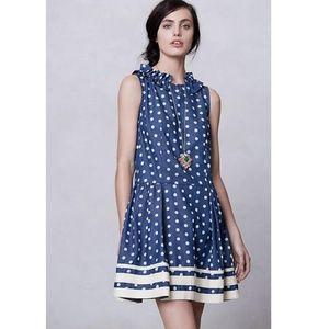 Anthropologie Karen Walker Runaway  Dress